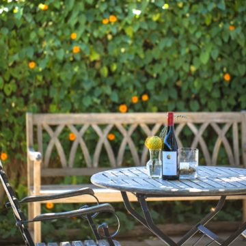 Jacaranda Wine Estate   Chai Holiday House