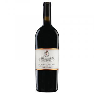 Jacaranda Wine Estate | 'Down-to-Earth' Merlot Cabernet Sauvignon 2016