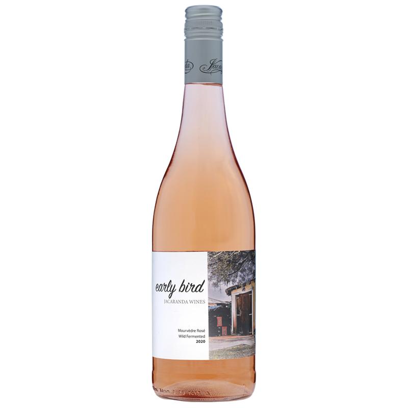 Jacaranda Wine Estate   Early Bird Mourvèdre Rosé 2020